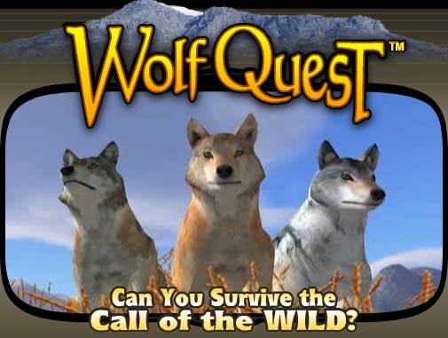 wolf quest game play free